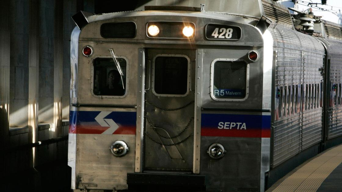Police: Woman raped on Pennsylvania train as bystanders did nothing