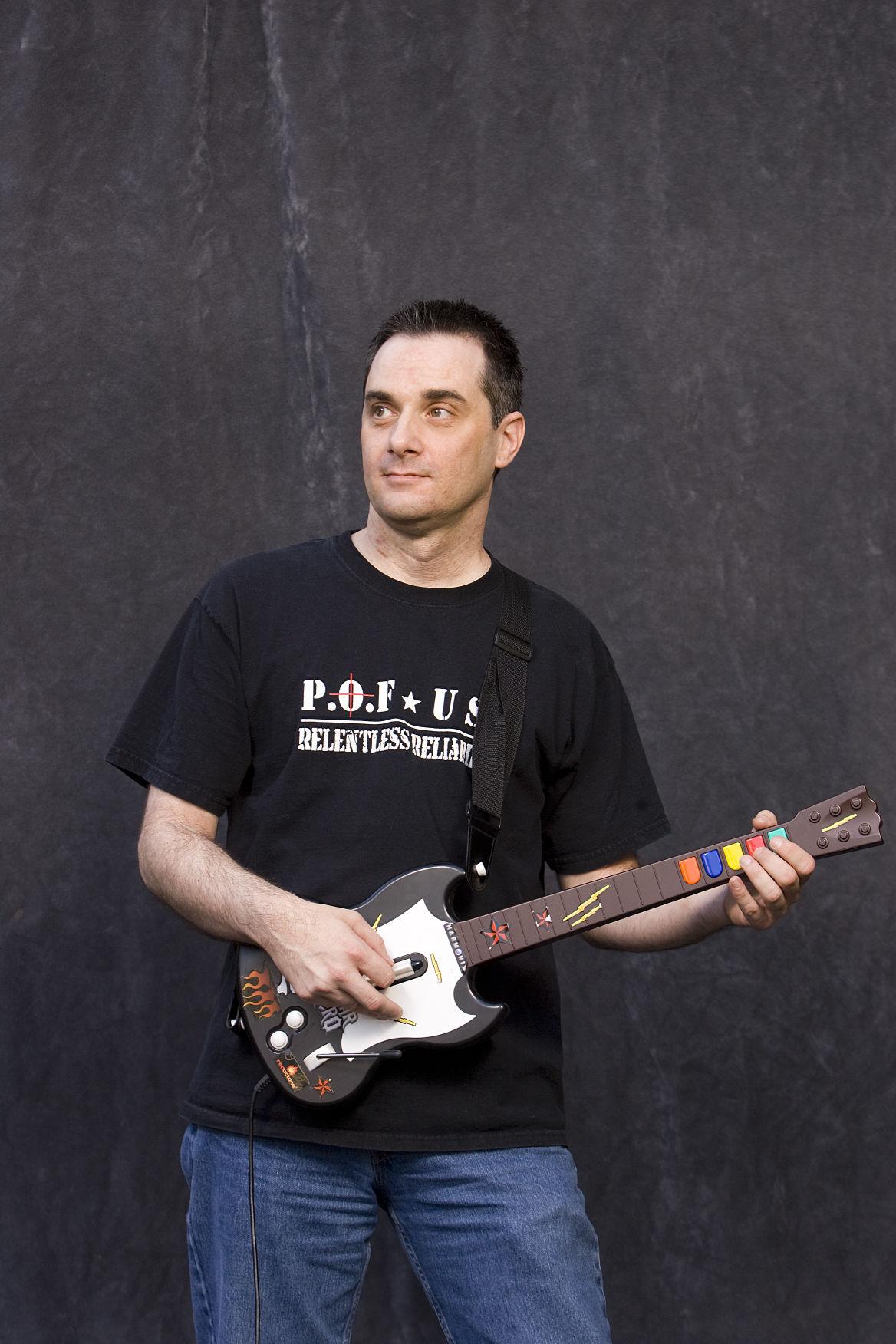 Guitar Hero Life Greensboro
