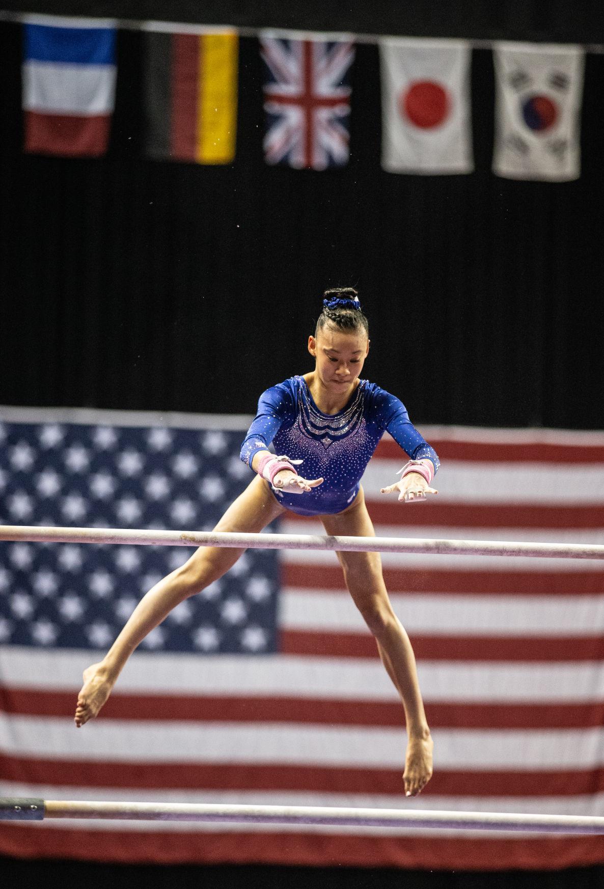 american gambling gymnastics sports