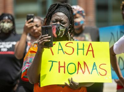 March for Tasha Thomas