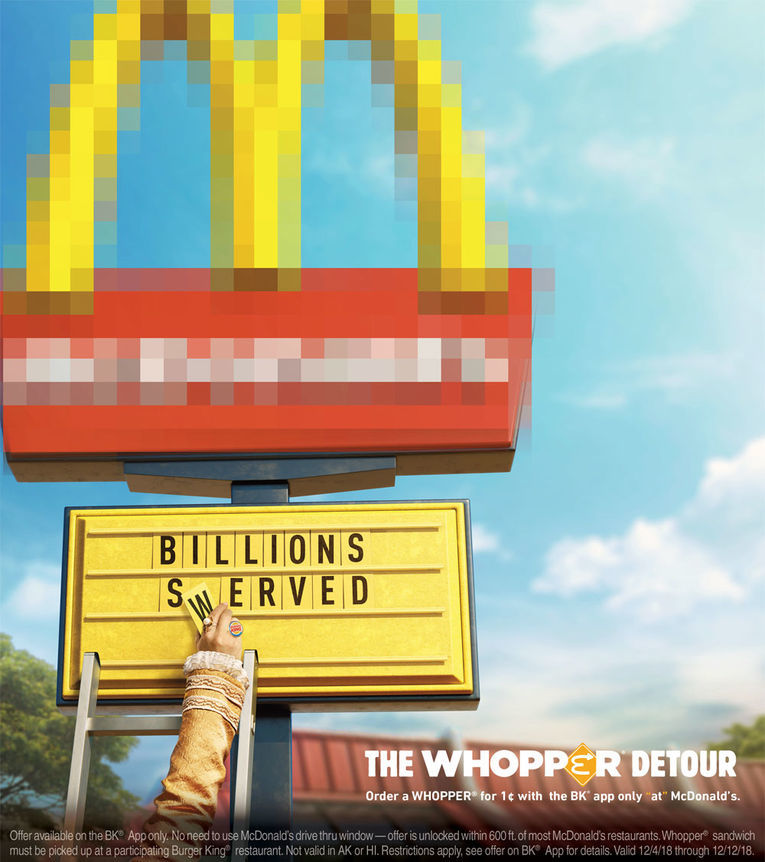 Get A Whopper For One Cent At Mcdonald S Dining Greensboro Com
