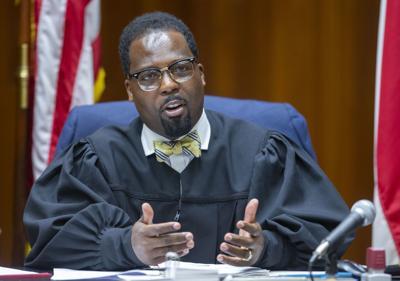 District Court Judge Mark Cummings