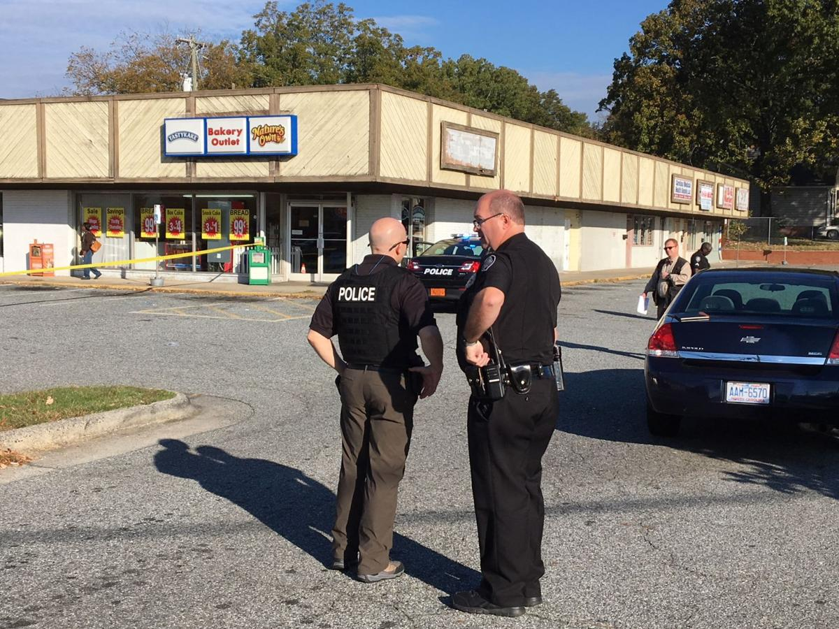 Greensboro Police Investigating Shooting At Flowers Bakery Thrift Suspect Large