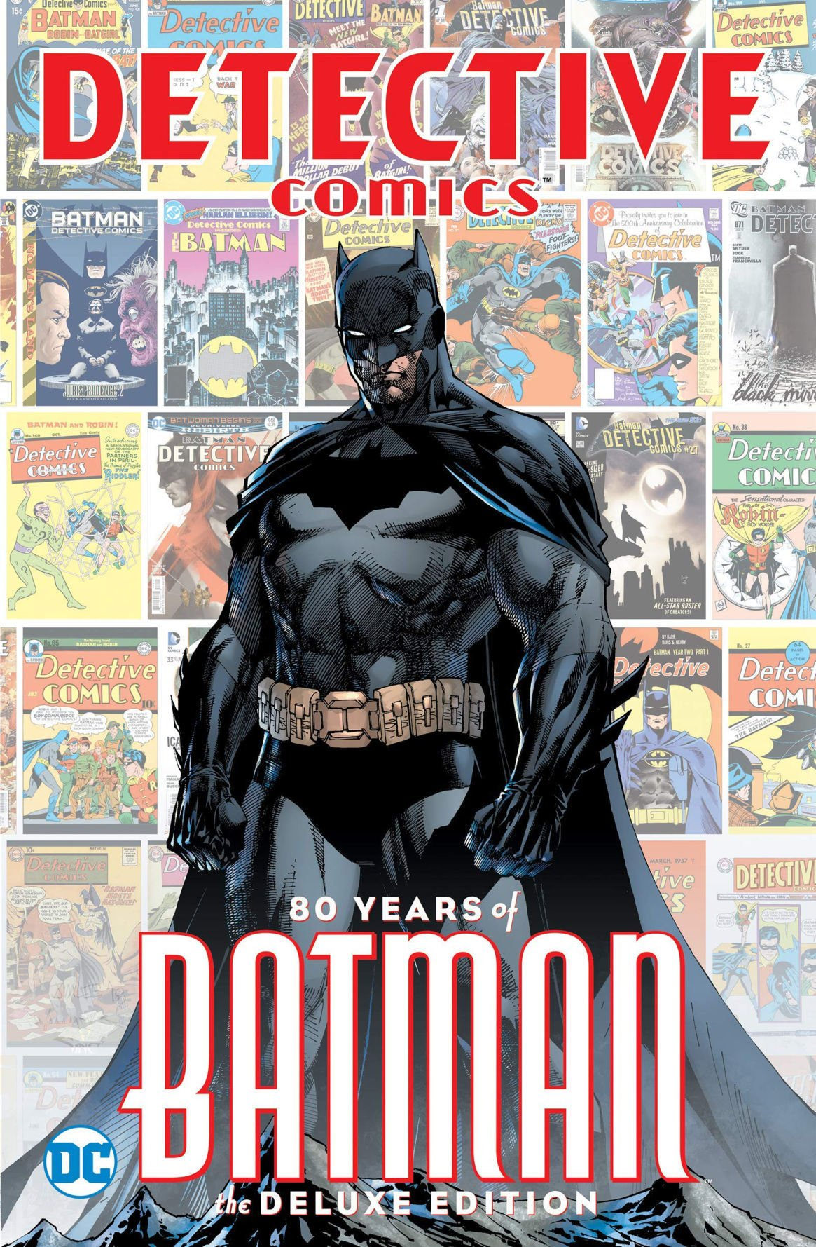 """Detective Comics: 80 Years of Batman (Deluxe Edition)"""