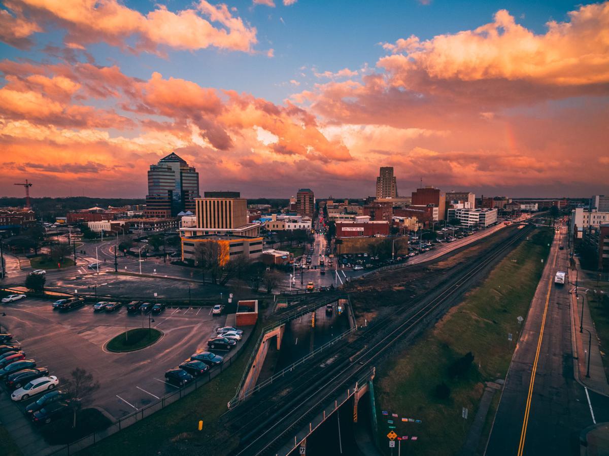 Durham The Bull City Rides High Again 1808 Greensboro