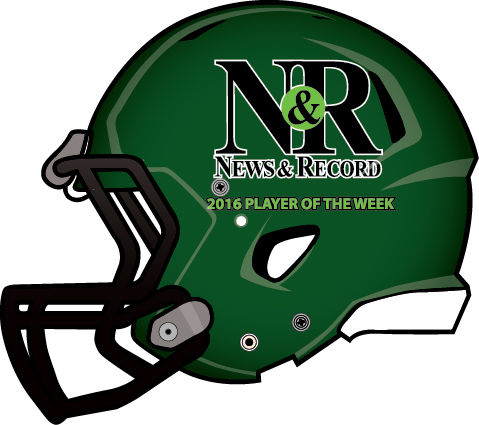 N&R mini-helmet logo