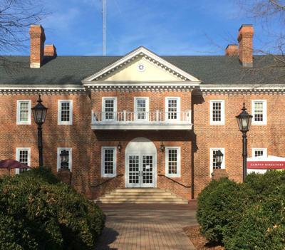 Guilford College generic Founders Hall