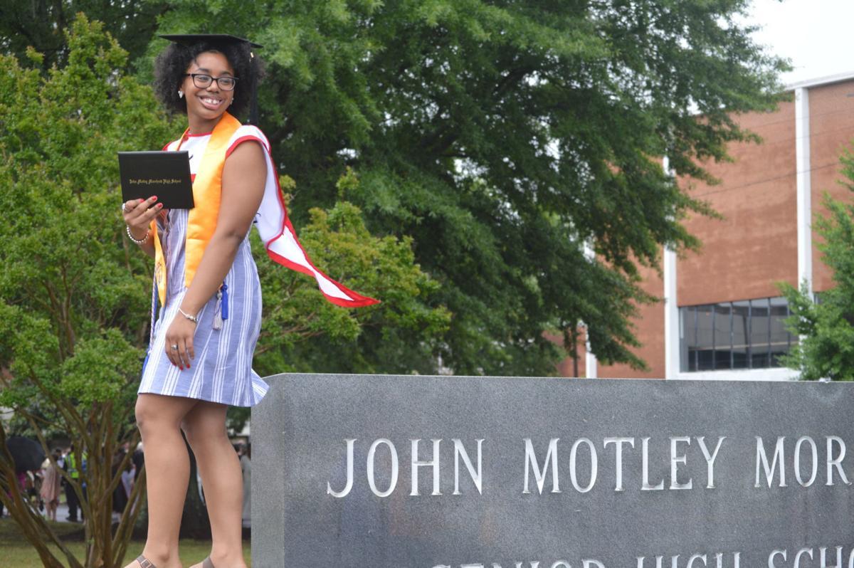 2019 MHS graduation