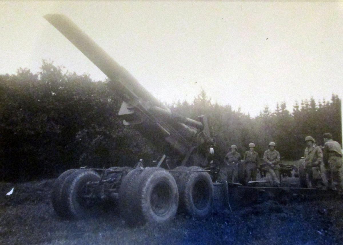 Local vet manned big guns that won World War II | Lifestyles
