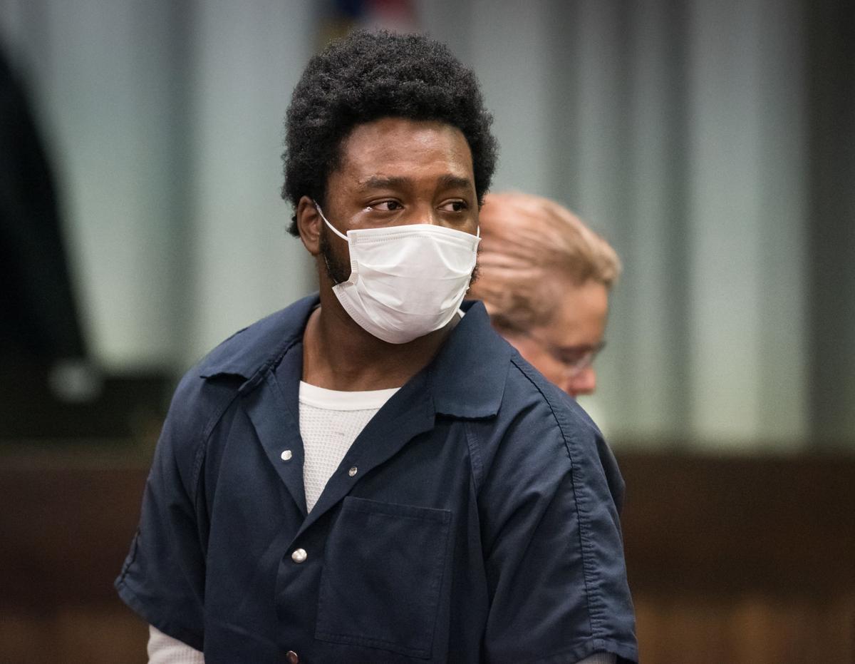 Hearing for Jakier Austin's Fatal Shooting of Najee Baker