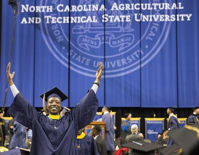 N.C. A&T Fall Commencement