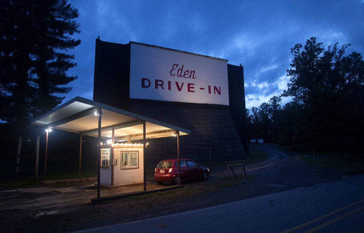 Eden Boasts One Of N C S Remaining Drive In Theaters 1808 Greensboro Greensboro Com