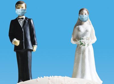 Weddings in the COVID-19 outbreak (copy)