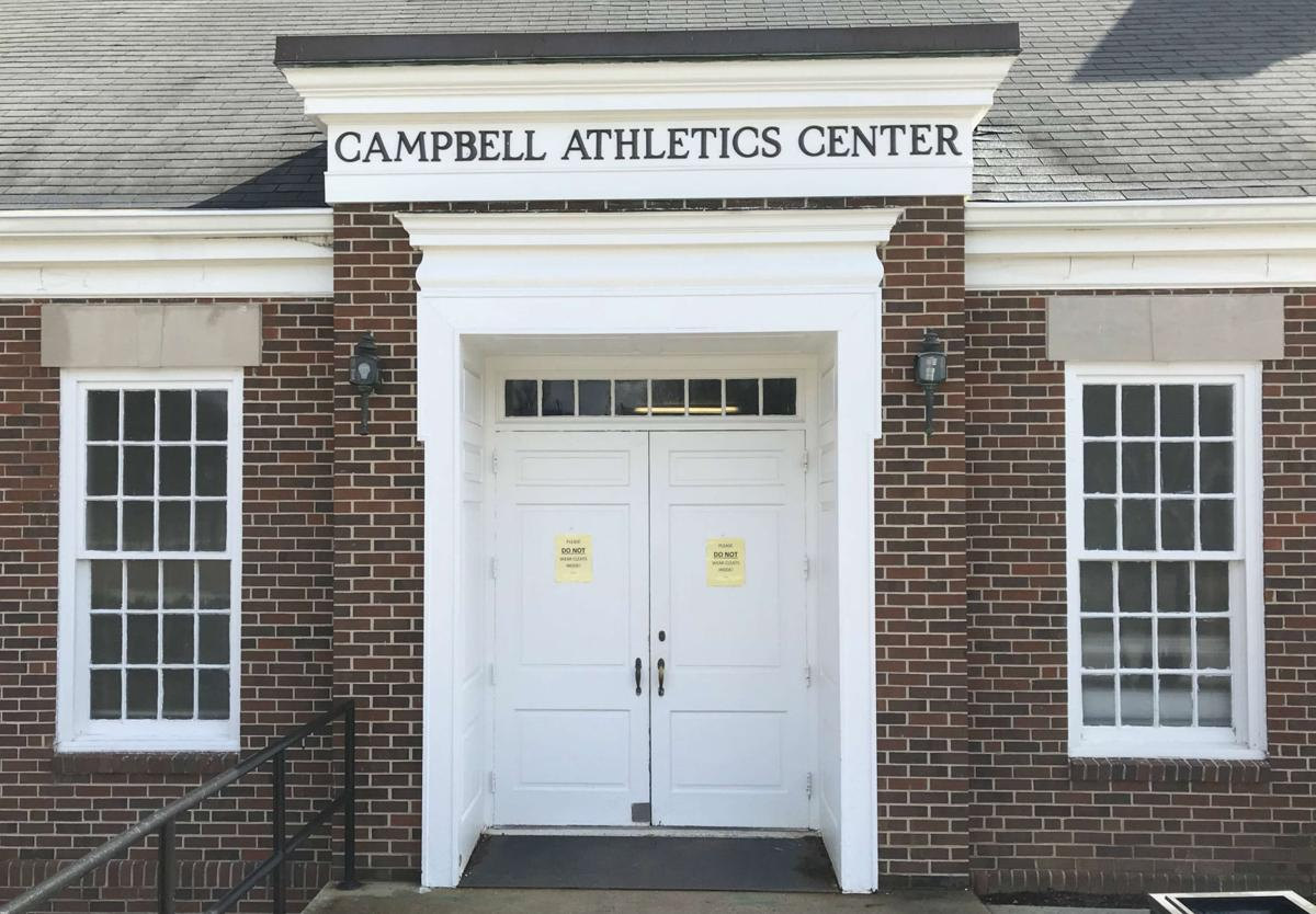 Greensboro College Campbell Athletics Center