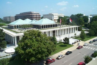 N.C. Legislature building