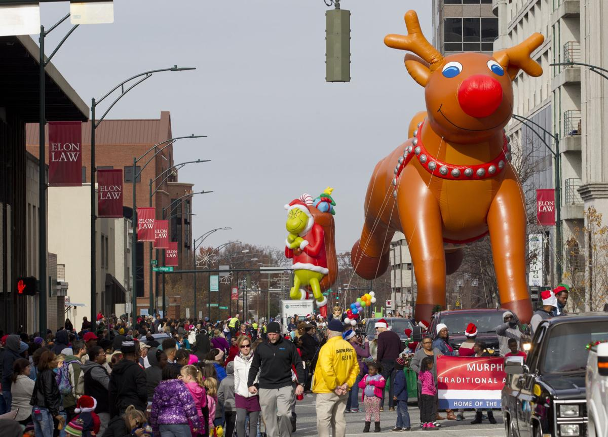 Greensboro Christmas Parade 2020 Greensboro parade on Saturday to close downtown roads | Local News
