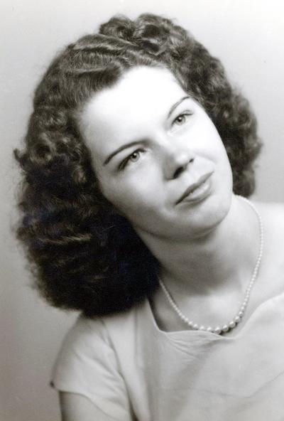 Nance, Vera Virginia Kirkman