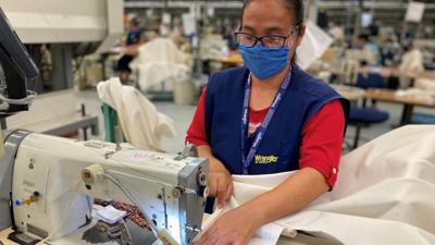 Kontoor Gown Production