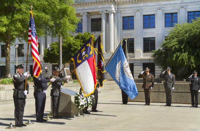 Law Enforcement Memorial Service | Gallery | greensboro com