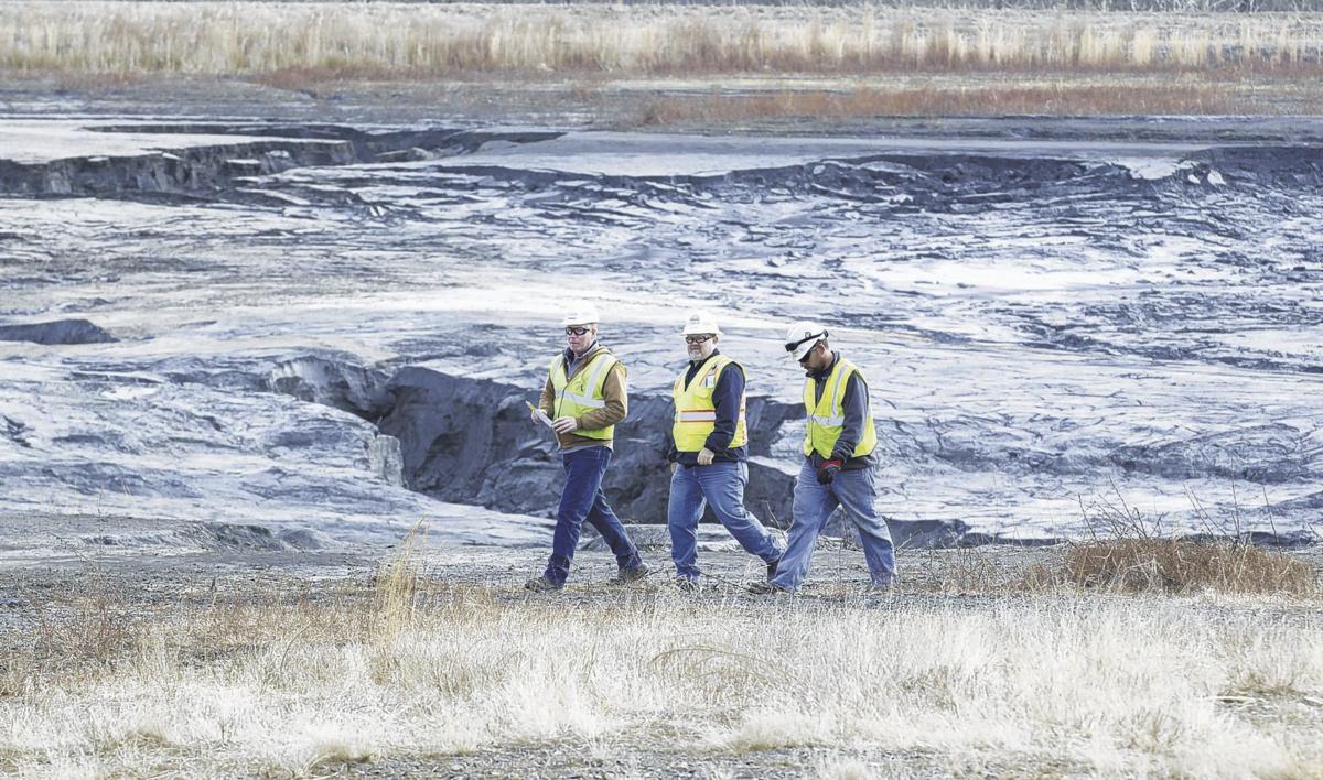 coal ash photo (RDS)