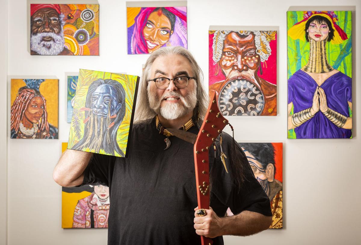 Meet an Artist: John Peaspanen