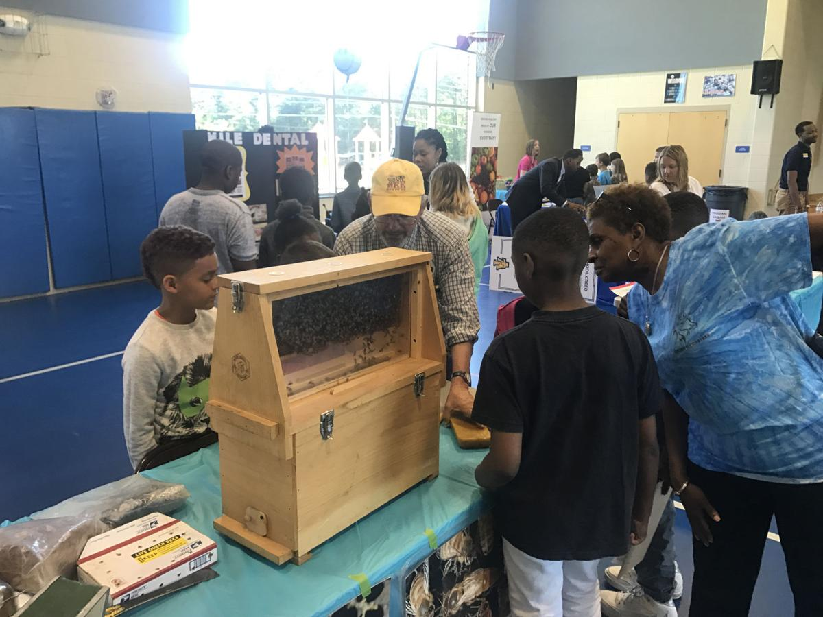 Madison Elementary School holds career fair