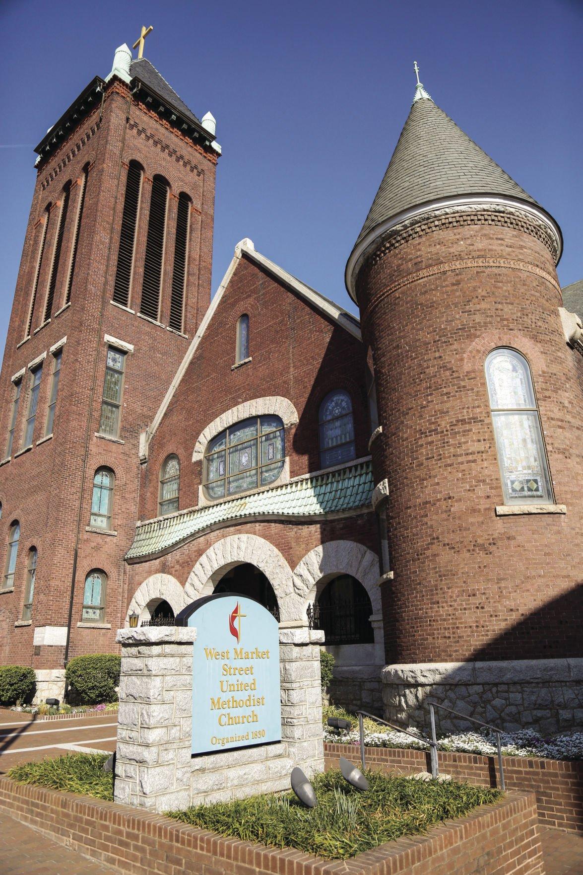 West Market Street United Methodist Church