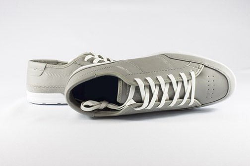 anthem and silver sneakers