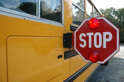 Stop Sign on School Bus (copy)