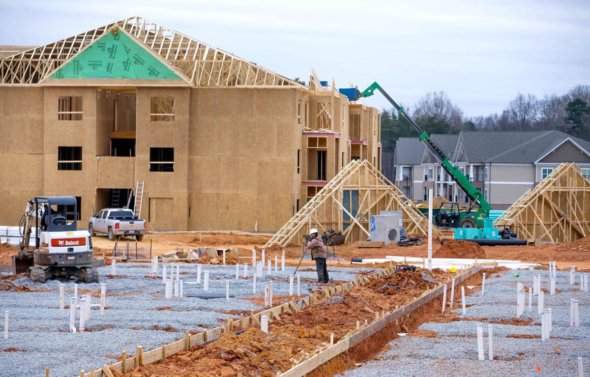 Construction is booming  Just one problem: There's not