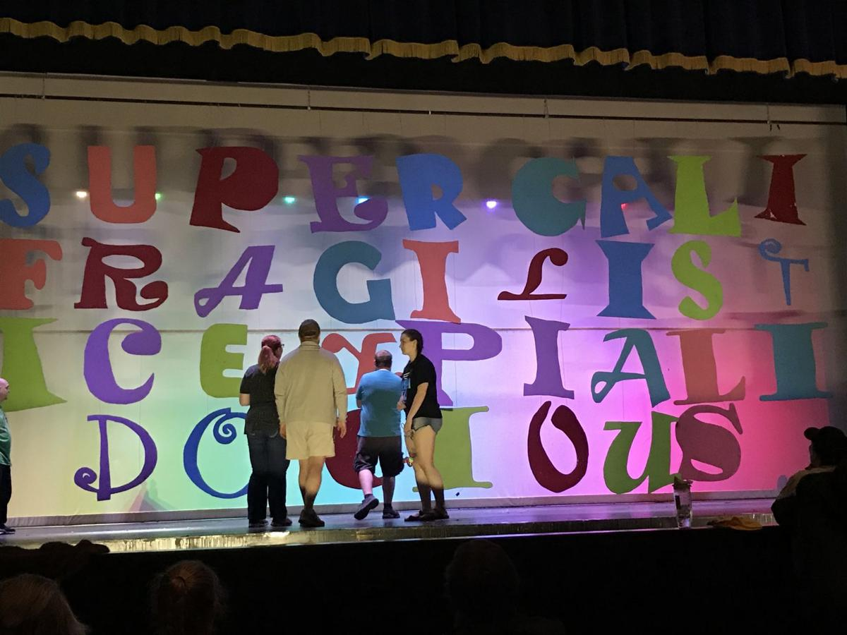 Poppins has actors airborne in flights of fancy | Rockingham Now