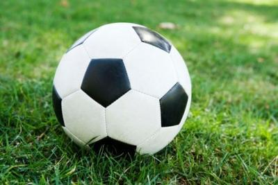 Soccer ball on grass WEB ONLY (copy)