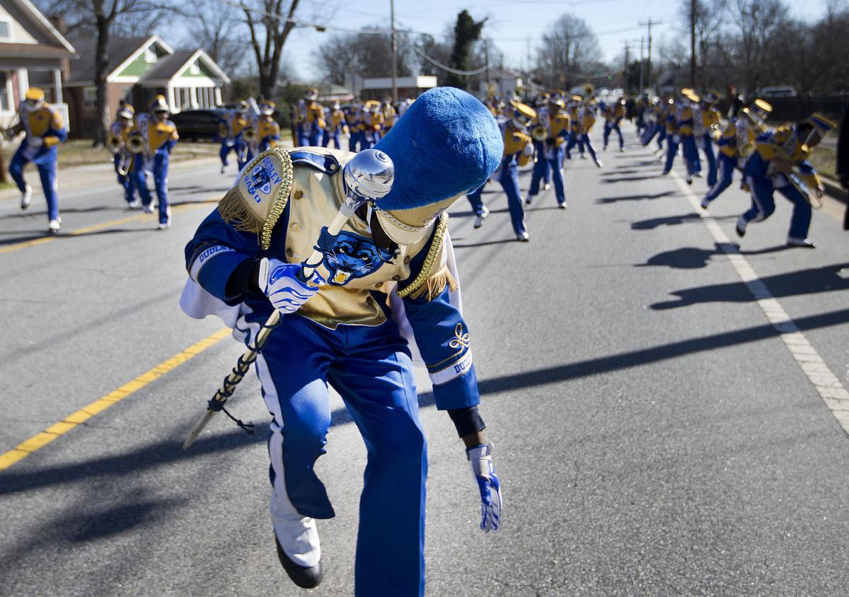 Annual Martin Luther King Junior Day parade marches on (copy) (copy)