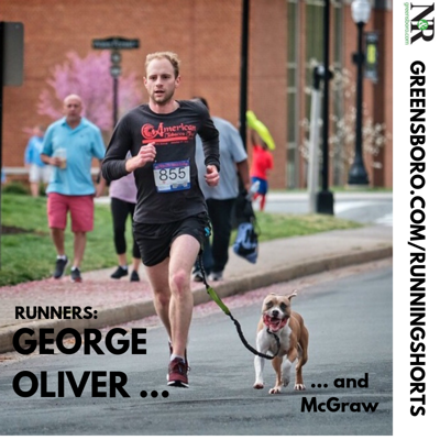 running shorts george oliver 052419