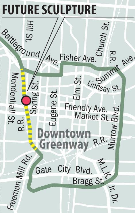 Future Greenway sculpture location (copy)