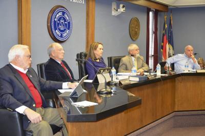 alamance county commissioners