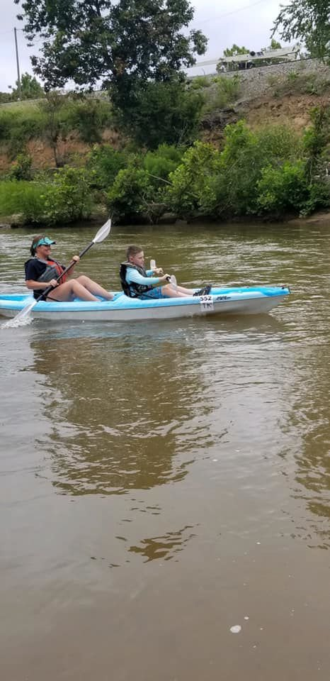 Dan River Boat Race