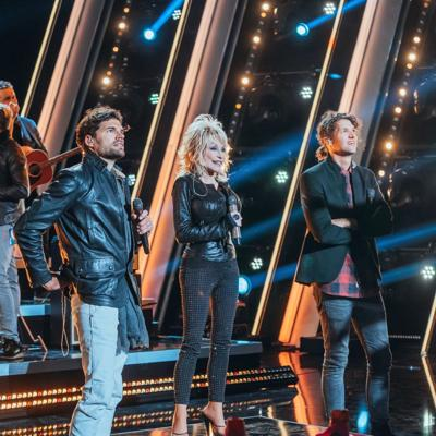 For King & Country with Dolly Parton