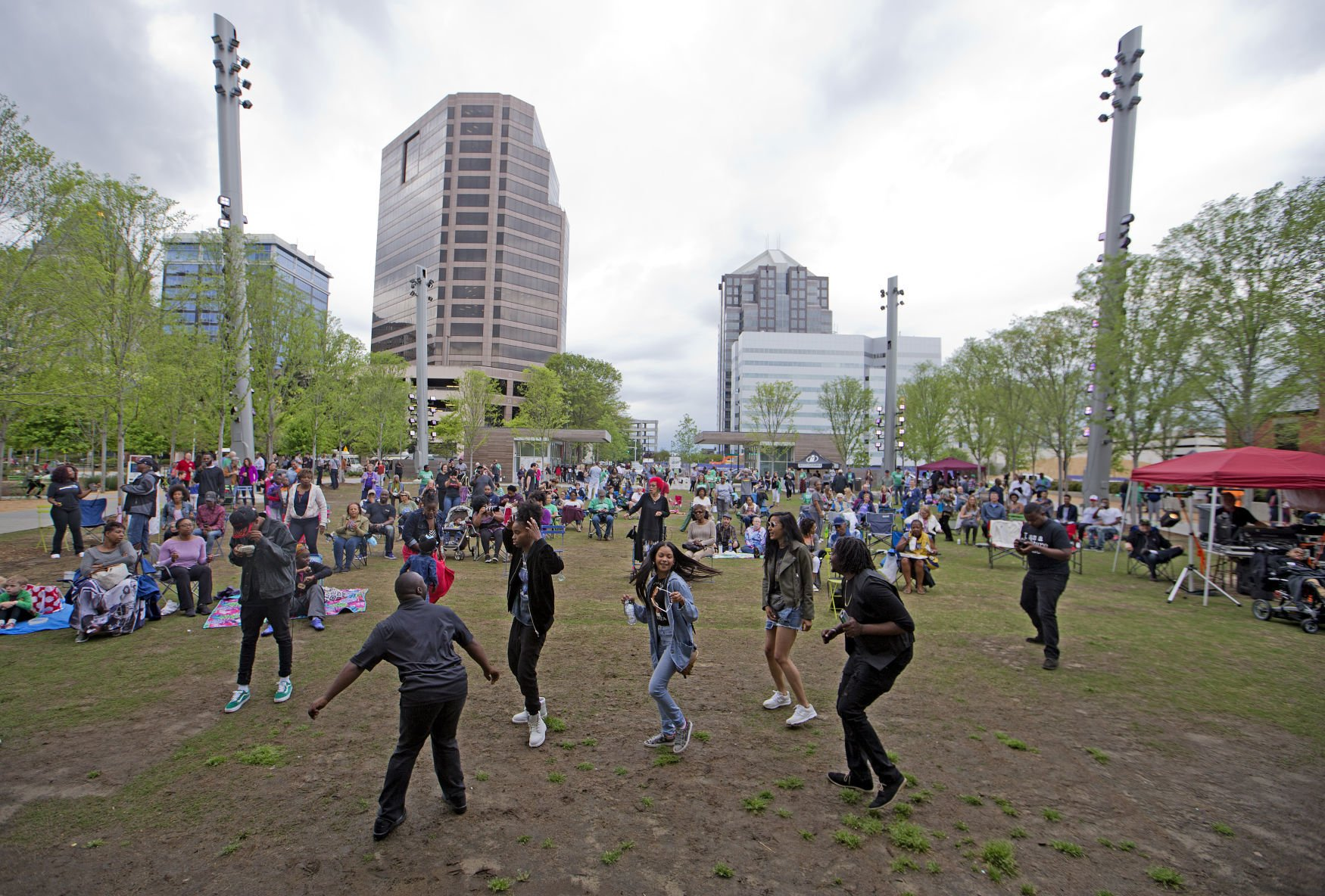 Concert for tornado relief at LeBauer Park & Greensboro Strong concert raises money for tornado victims | Local ...