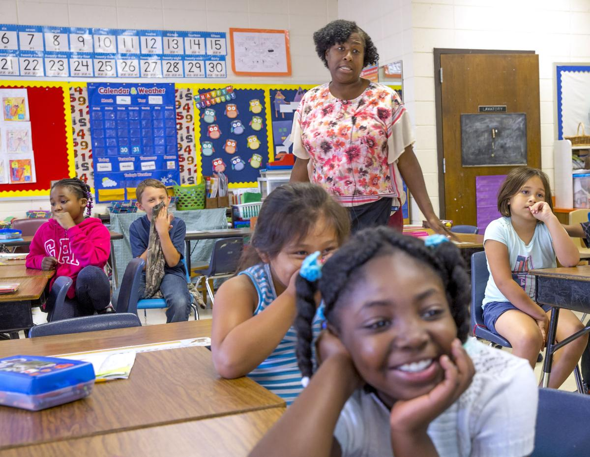 Impact of class sizes on education