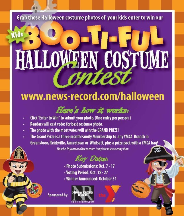 Kids Costume Contest Rules