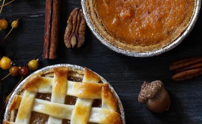 Goodwill cafeteria taking holiday pie and cake orders