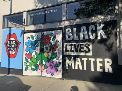 UNCG archives Black Lives Matter photo