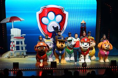 Paw Patrol Live! coming to Greensboro Coliseum | Blog: Go Triad