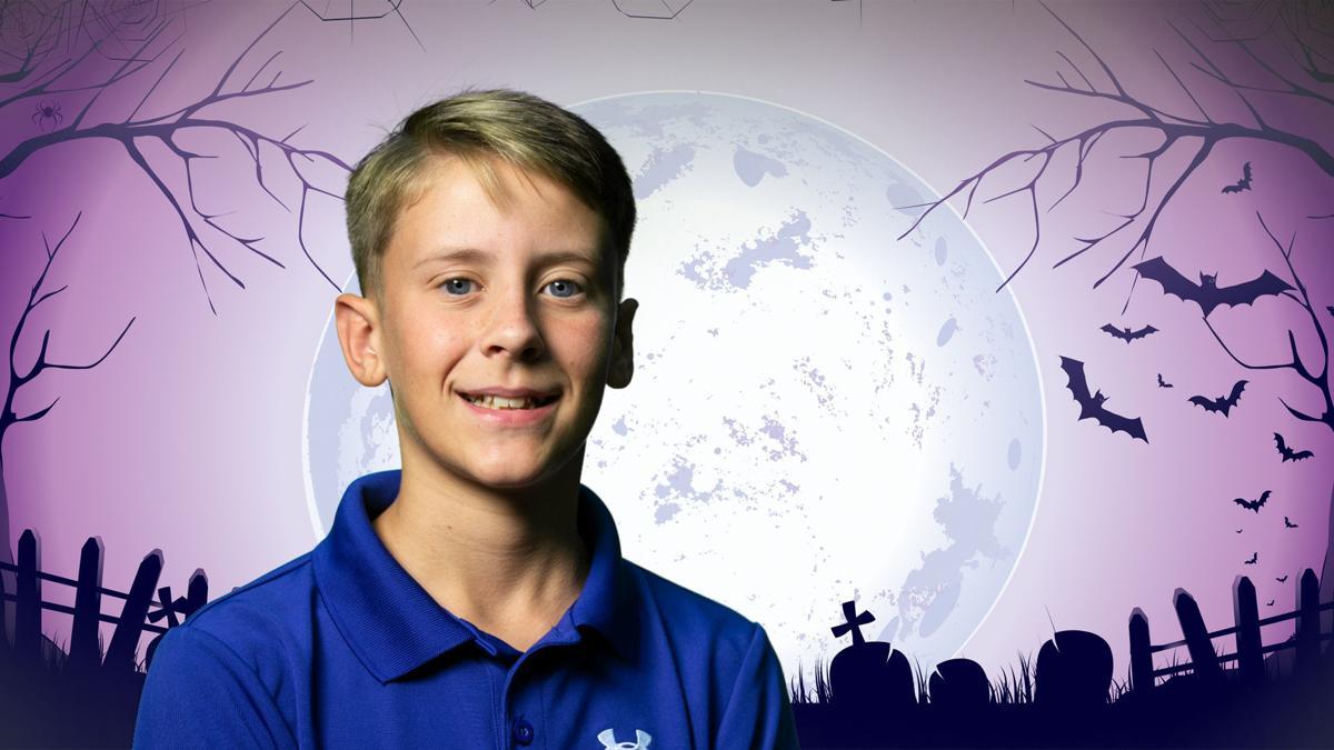 James Haviland, middle school winner