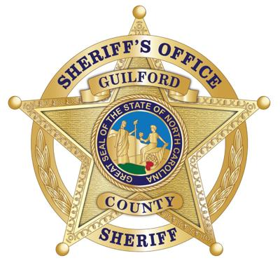 Guilford County Sheriff's badge NEW 2019