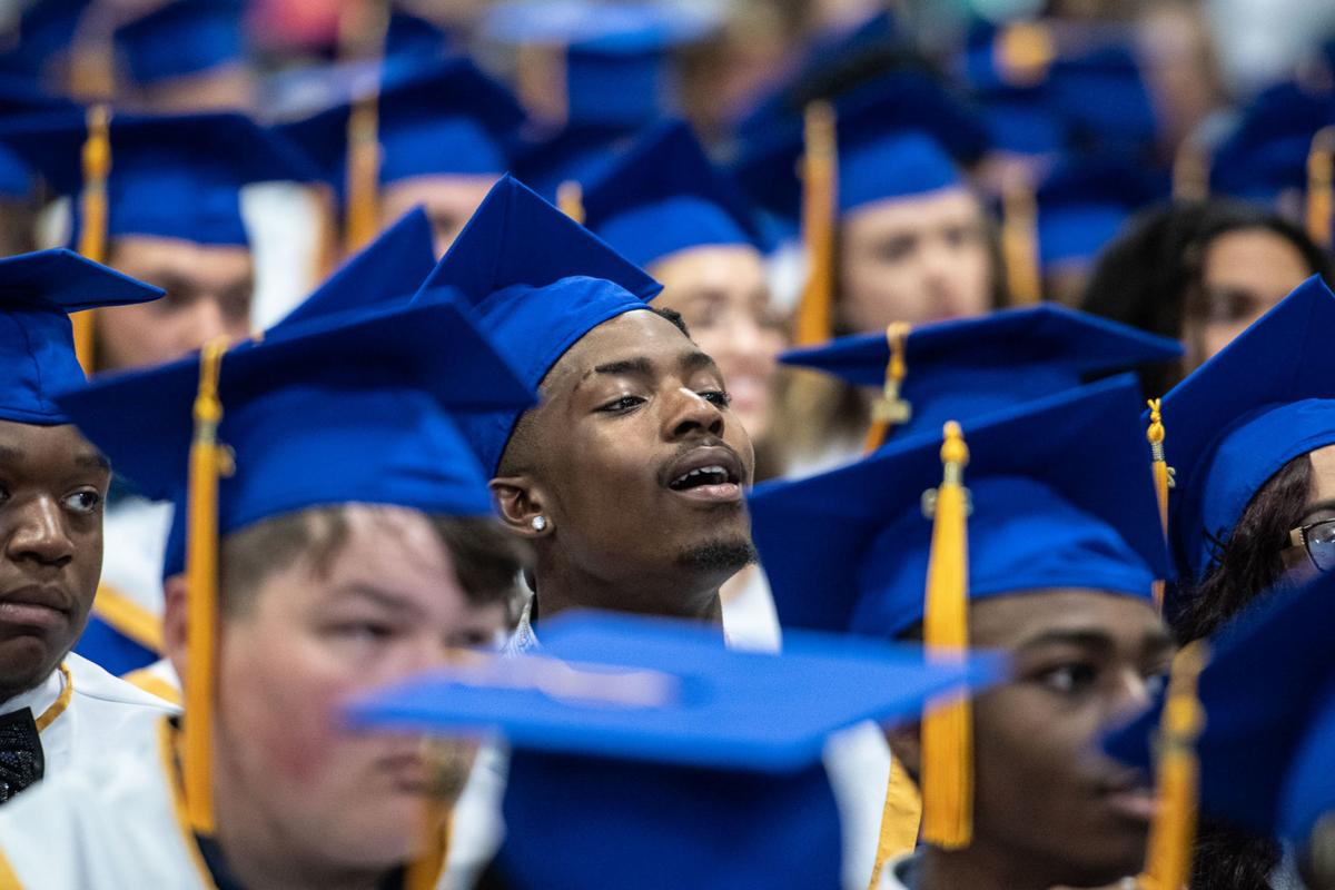 2019 Eastern Guilford Graduation