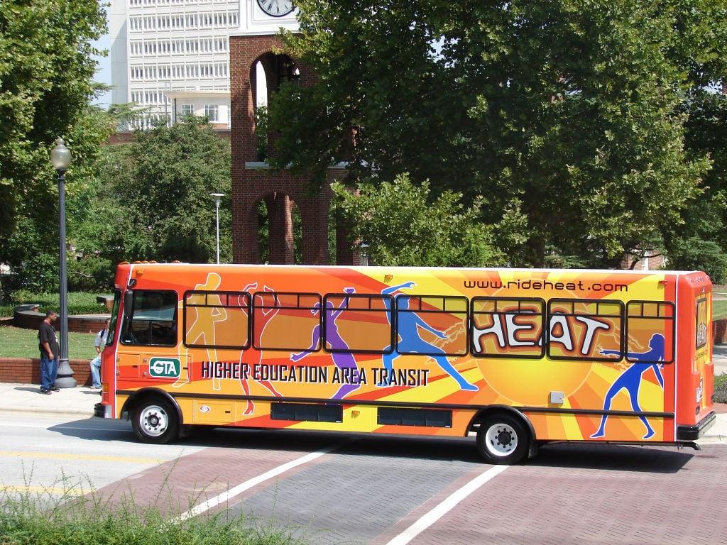 HEAT bus