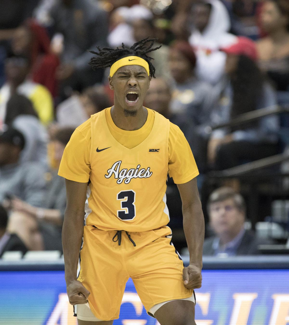 Basketball: N C  A&T at Wake Forest | Ncat | greensboro com