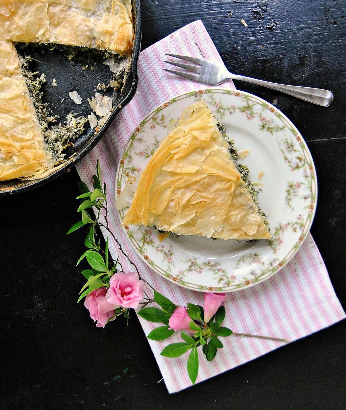 FOOD-HDY-MOTHERSDAY-SKILLET-SPINACHPIE-2-PG